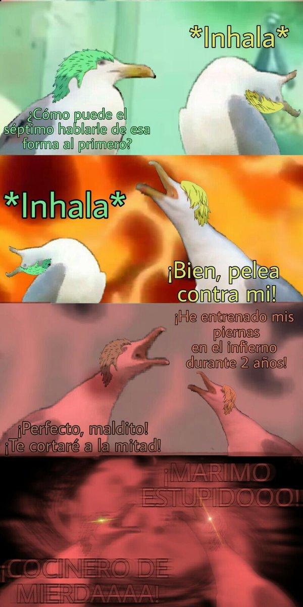 Marimoo! - meme