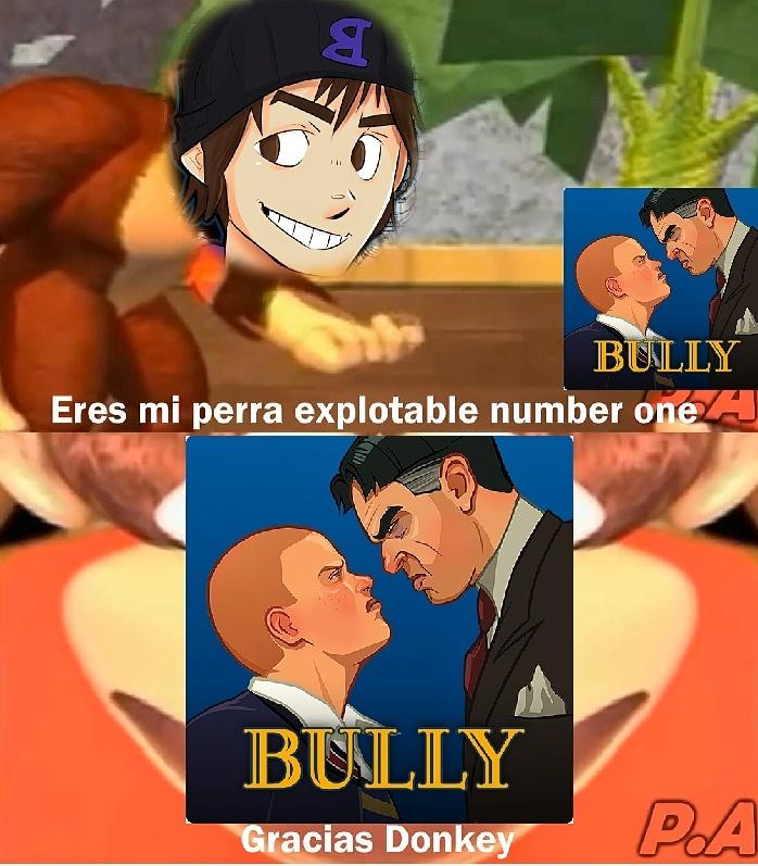 SWEGTA vuelve a subir un video sobre Bully - meme