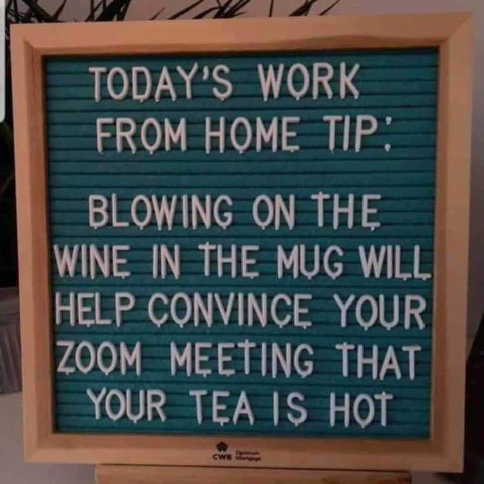 Or coffee.... - meme