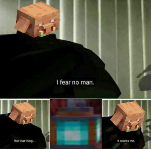 El unico provecho del maldito desierto de almas - meme