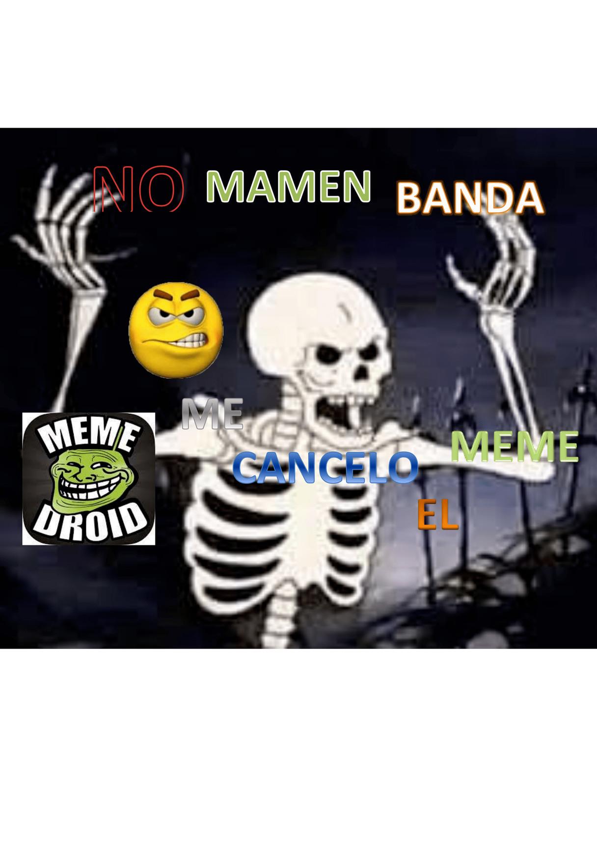 Memedroid dejamelo subir for favor :¨(