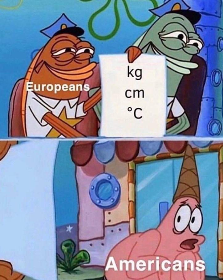 Yis metric - meme