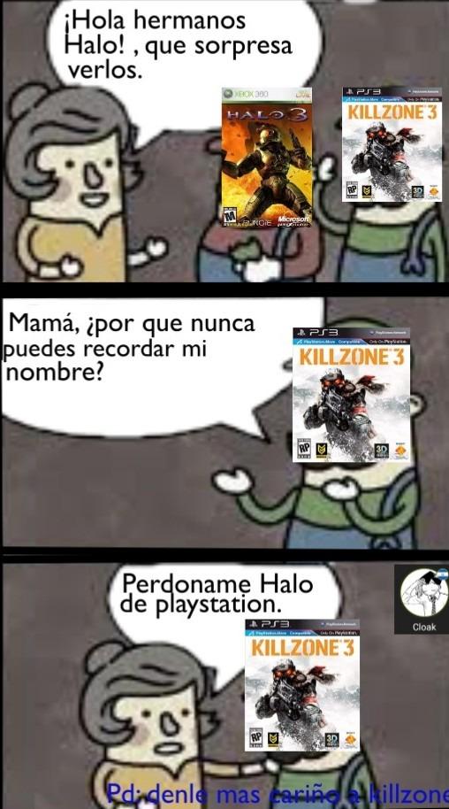 Killzone=juegazo - meme