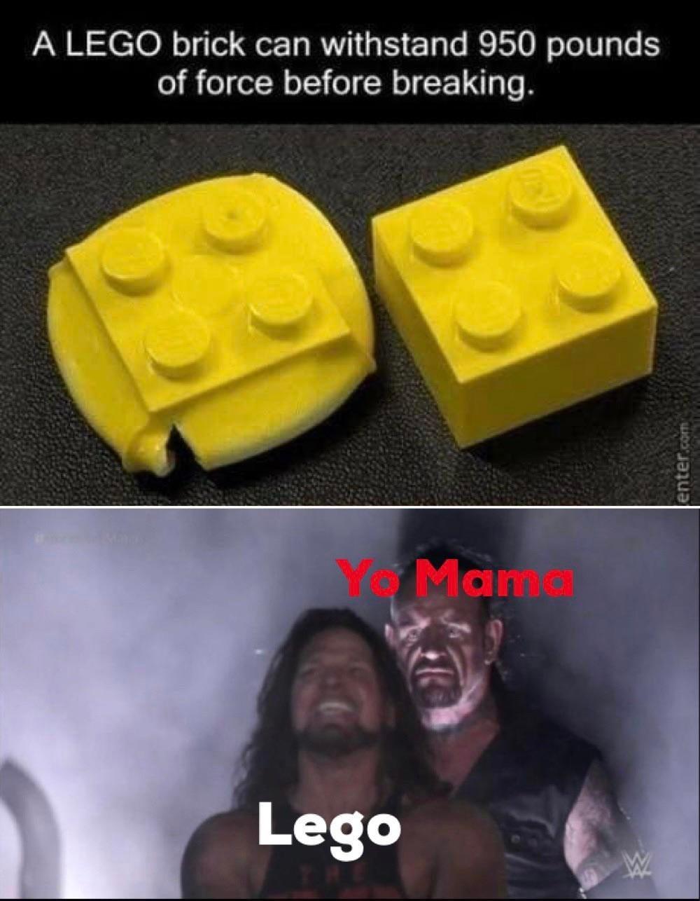 Yo mama so fat! - meme