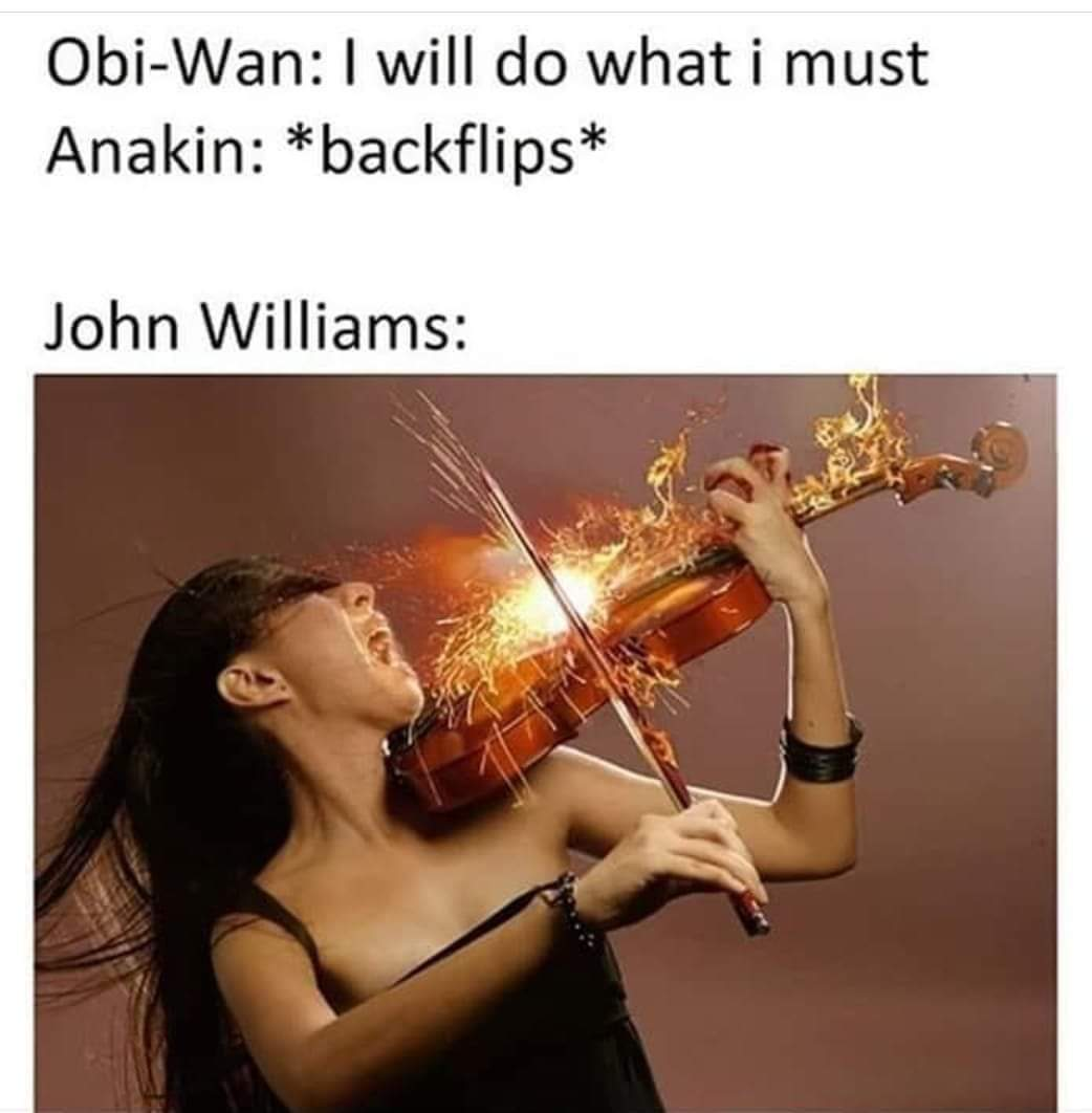 Space operas are amazing - meme