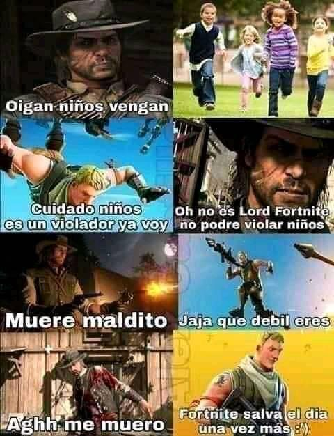 Grandee Fortnite - meme