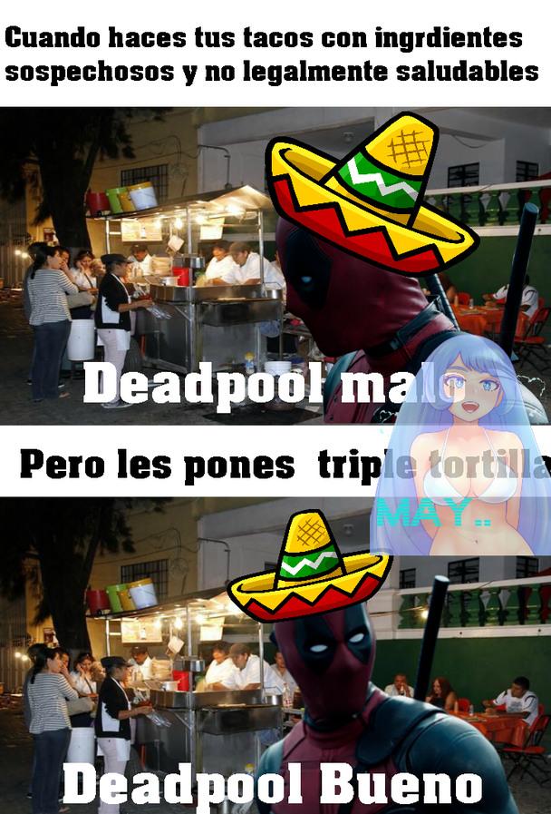 NICE tortilla - meme