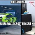 NASCAR noose news