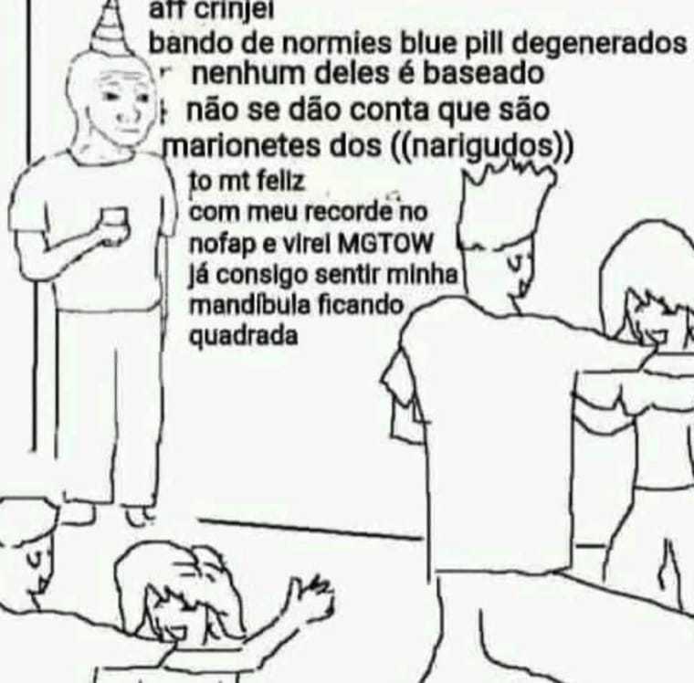 Frustados be like - meme