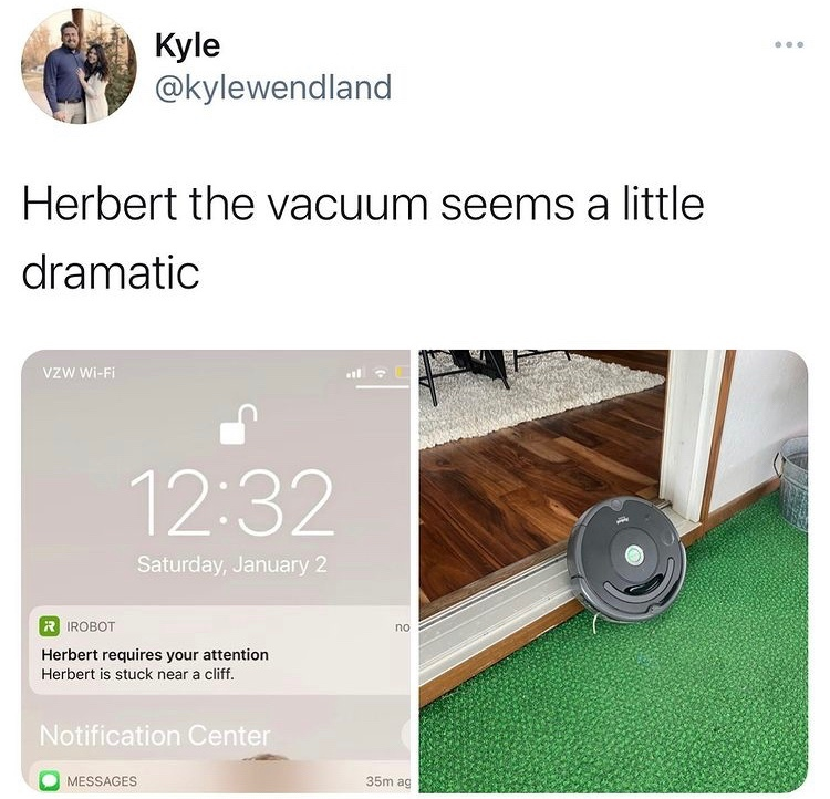 Herbert needs assistance, help him >:( - meme
