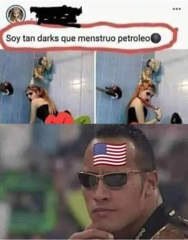 A EEUU Le interesa - meme