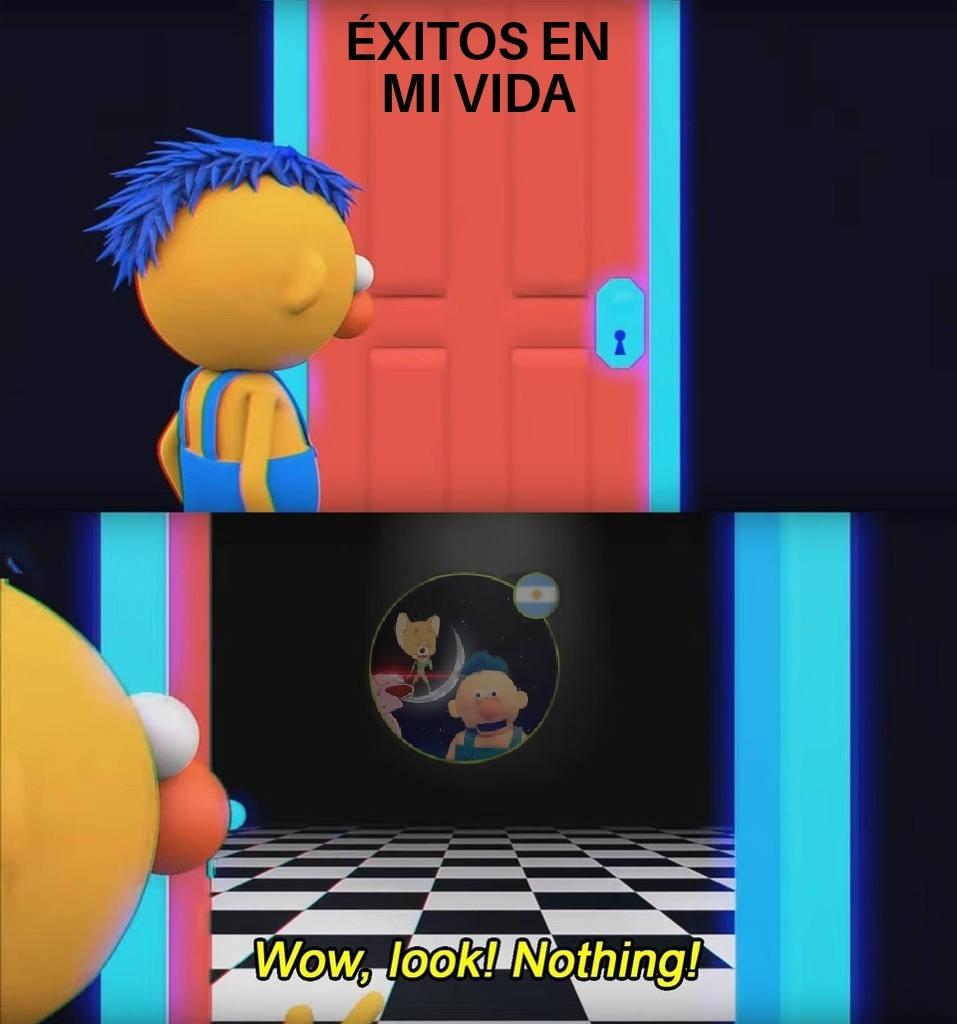 (wow! Miren, Nada!) - meme