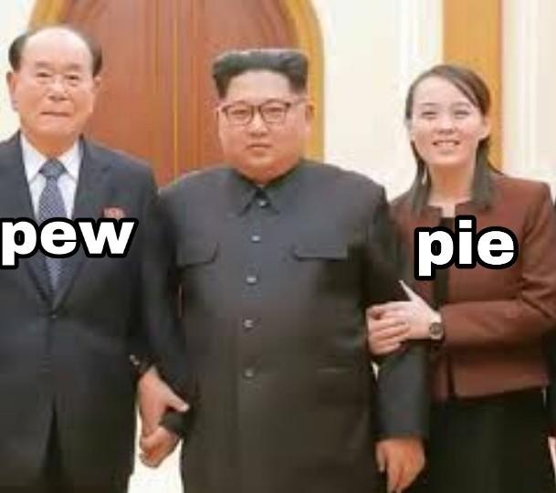 China del norte - meme