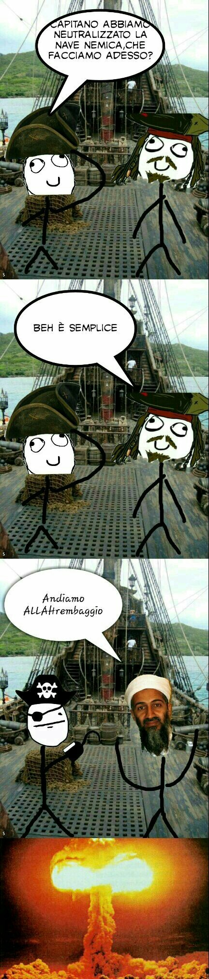 Swag nave - meme