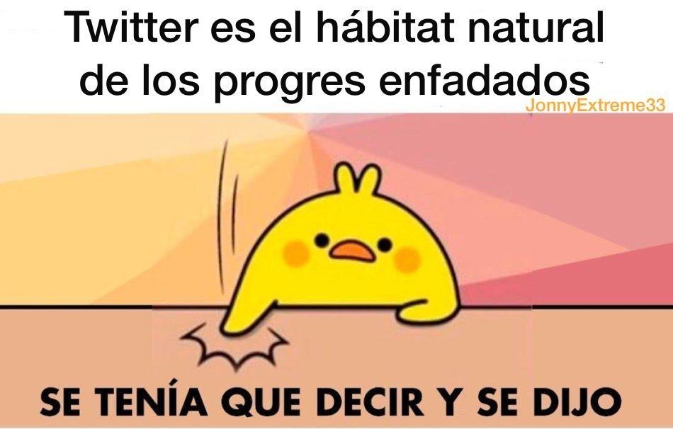 me da asco >:( - meme