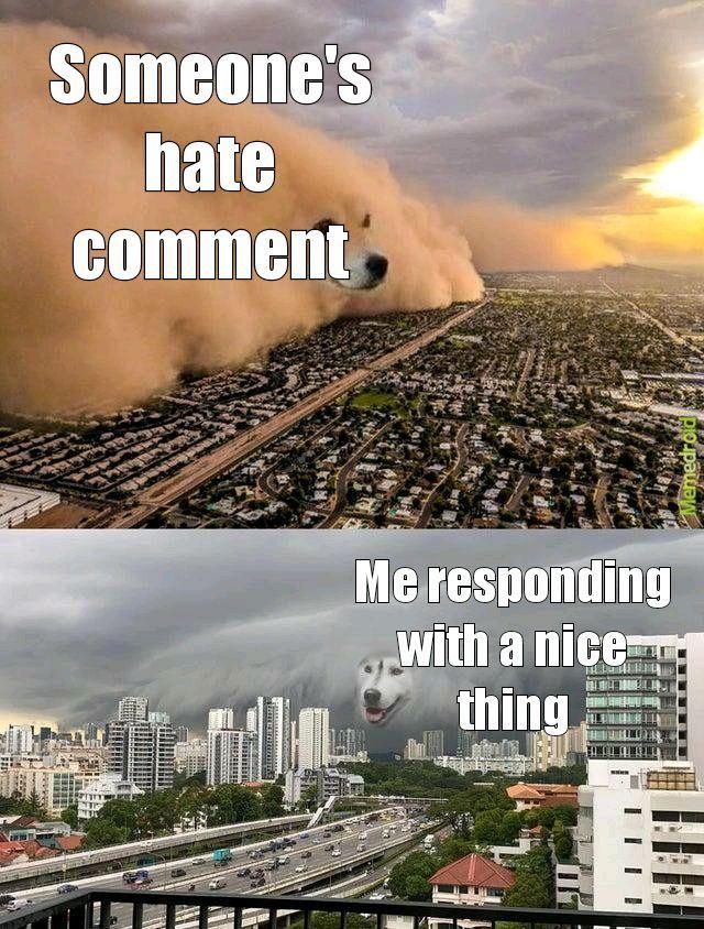 Comments - meme