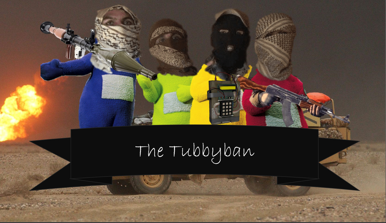 The tubbyban - meme