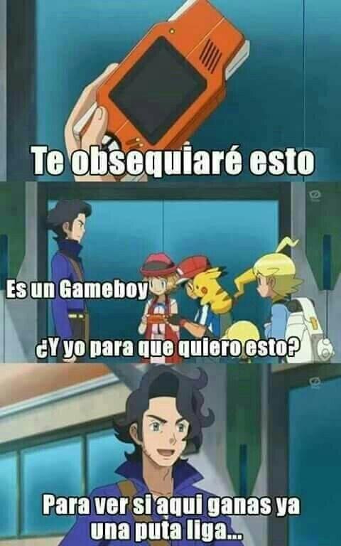 Una gameboy! - meme