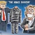 greatest comeback in presidential debate history