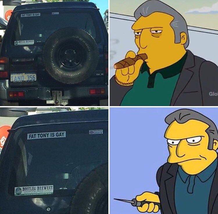 Fat Tony - meme