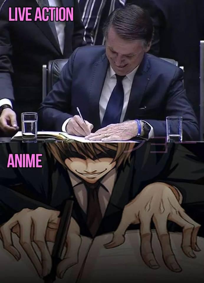 Netflix anuncia Death Note 2 - meme