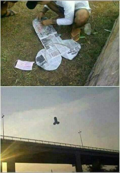 Important Kite - meme