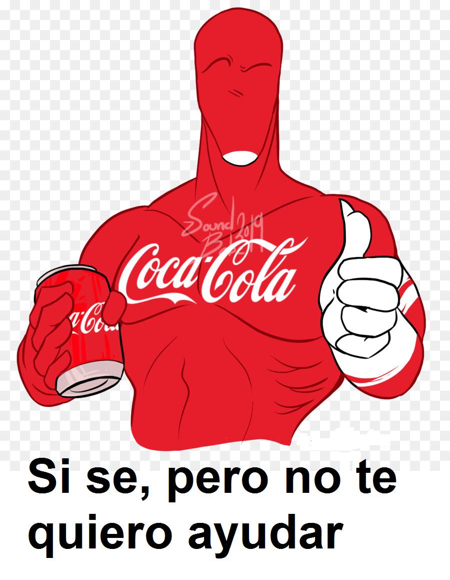 Coca cola Man - meme