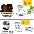 Así va España.