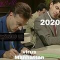 Para el que no sepa, el virus del juego comenzó en 2020