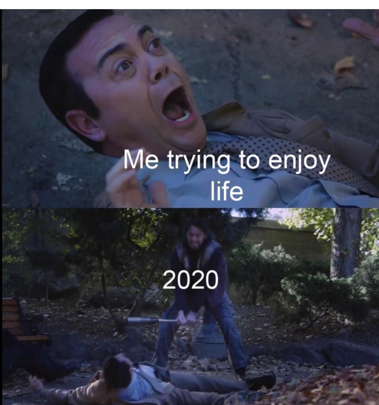 2020 sucks - meme