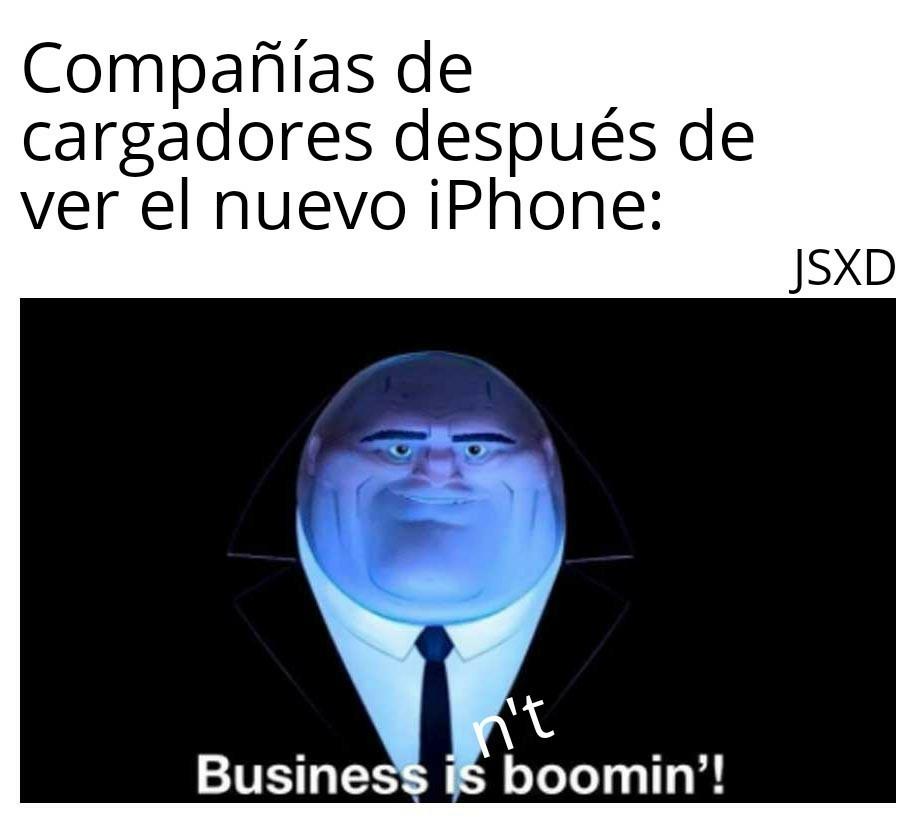 iPhone 13: Lleve la caja y compre lo demás por separado - meme