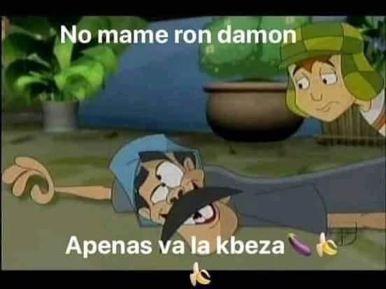 Ron damon - meme