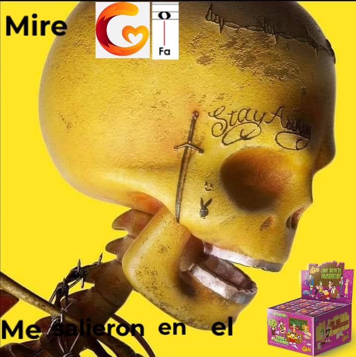 OTRA CALACA - meme