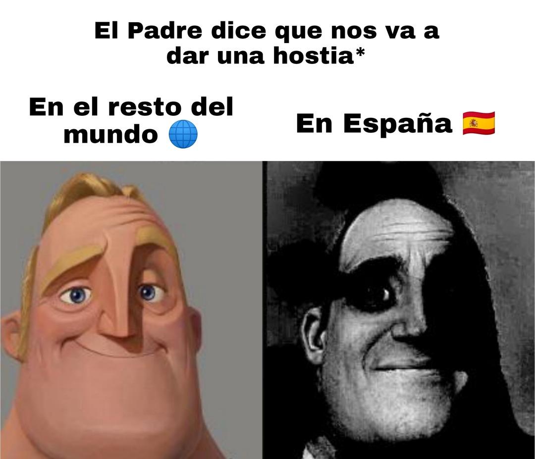 No Padre!!! - meme