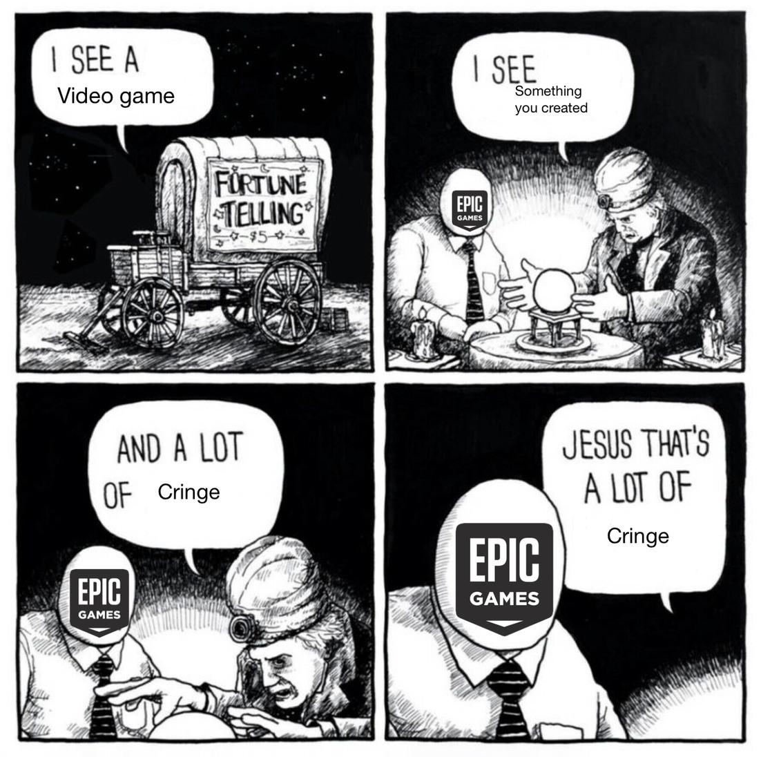 A game - meme