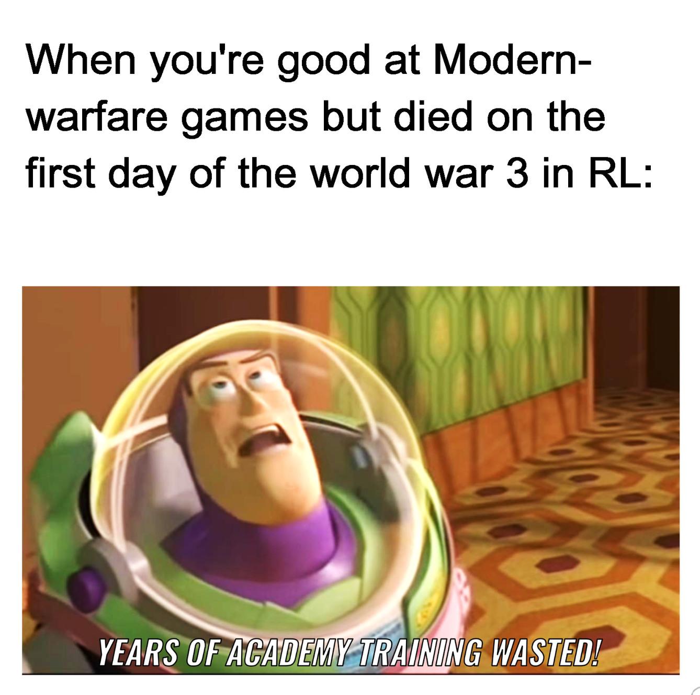 #WWIII - meme