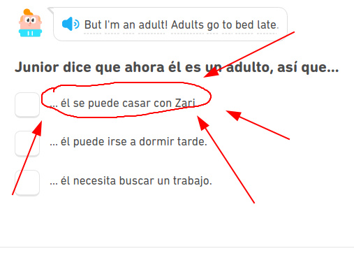 XD Duolingo se paso - meme