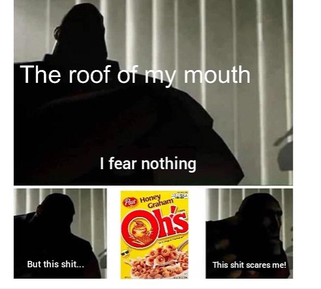 Deliciously deadly - meme