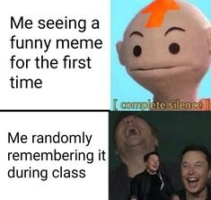 the whole class looking at me like i'm a weird kid - meme