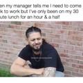 Lazy fucks