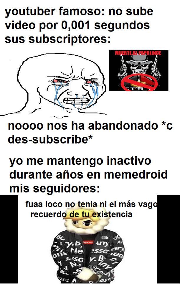 link fachero - meme
