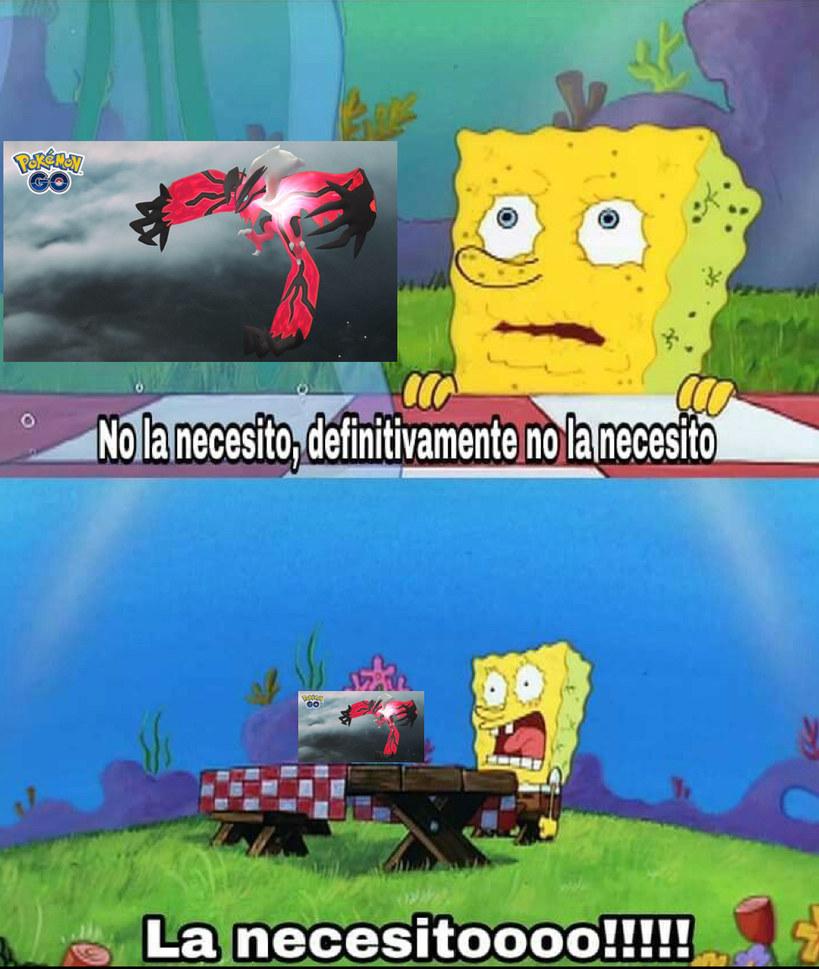Lo nececito! :0 - meme
