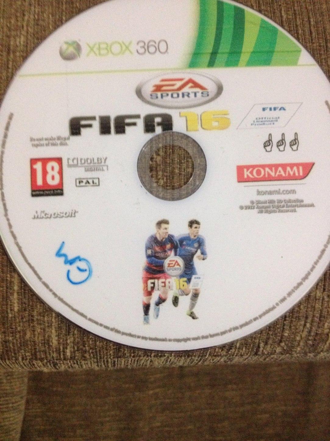 FIFA 16 DA KONAMI PRA +18 - meme