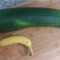 zucchini (3kg) from our garden ( ͡° ͜ʖ ͡°)