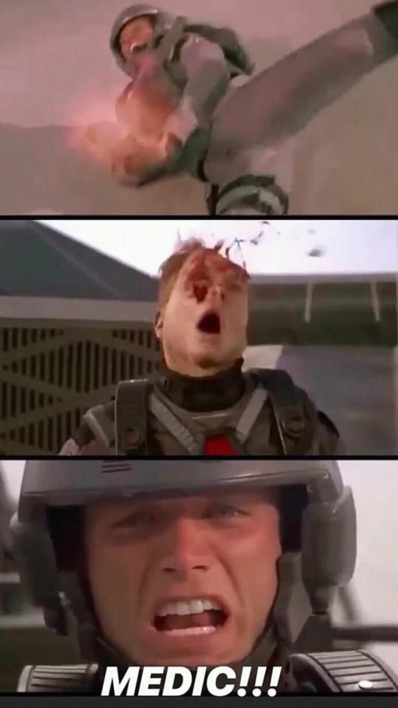 He dead, n*gga... - meme