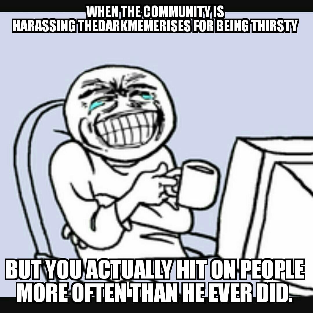 poor bastard XD - meme