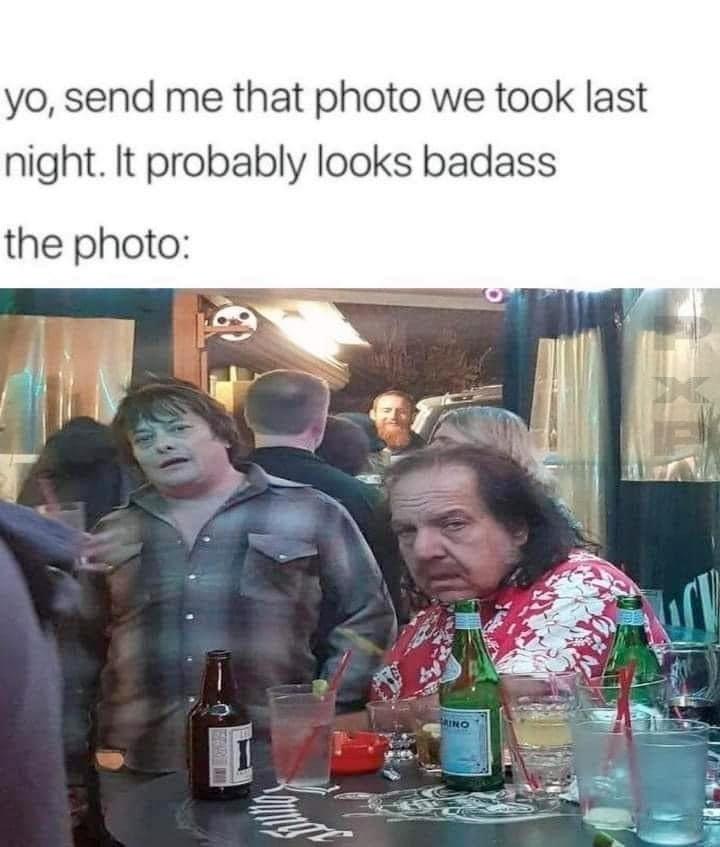 Reality is always sadder - meme