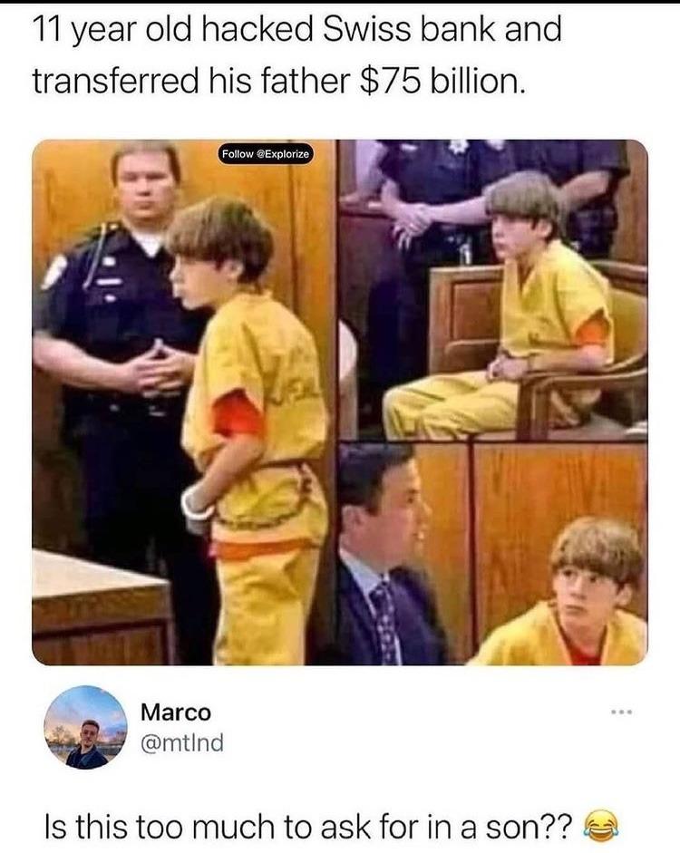 good son - meme