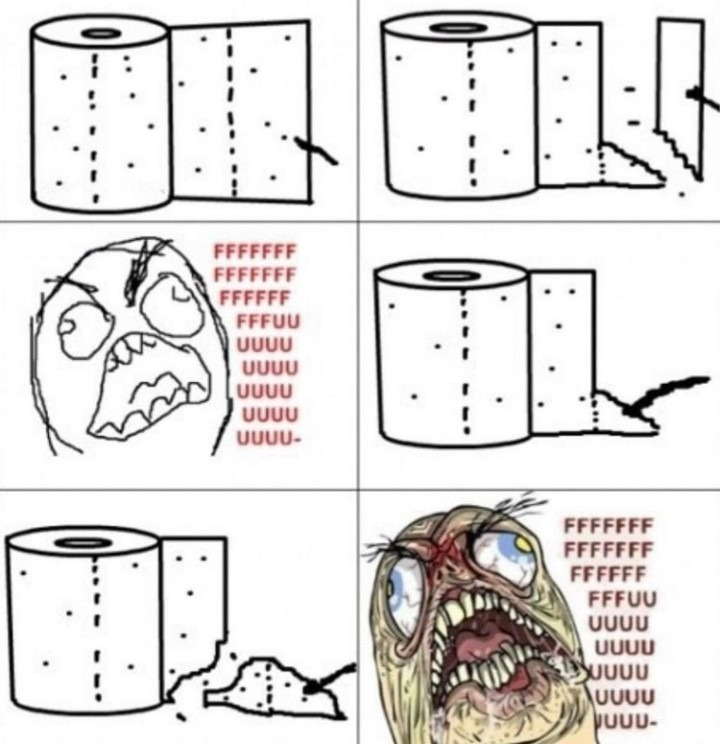 Frustrating - meme