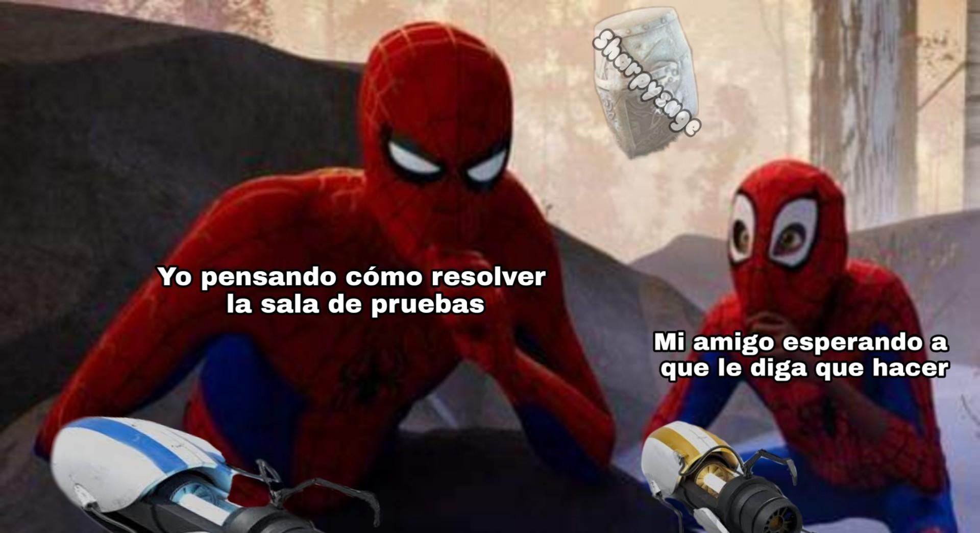 Todo el juego - meme
